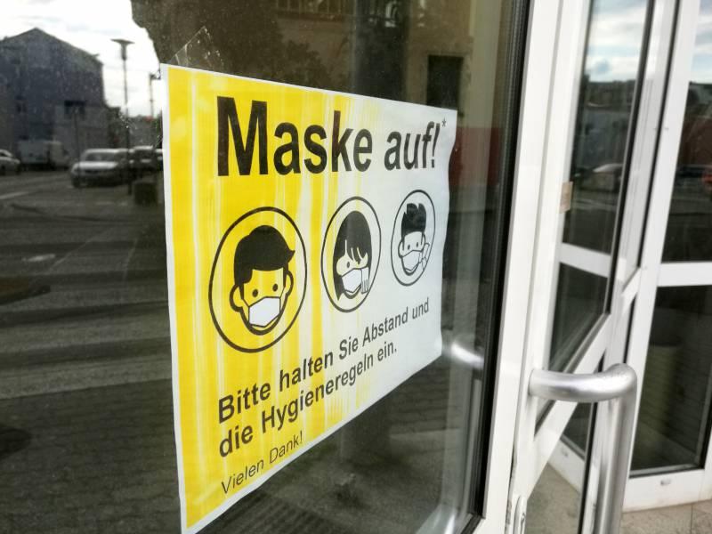 Spd Will Bundesweite Maskenpflicht Auf Belebten Strassen Und Plaetzen