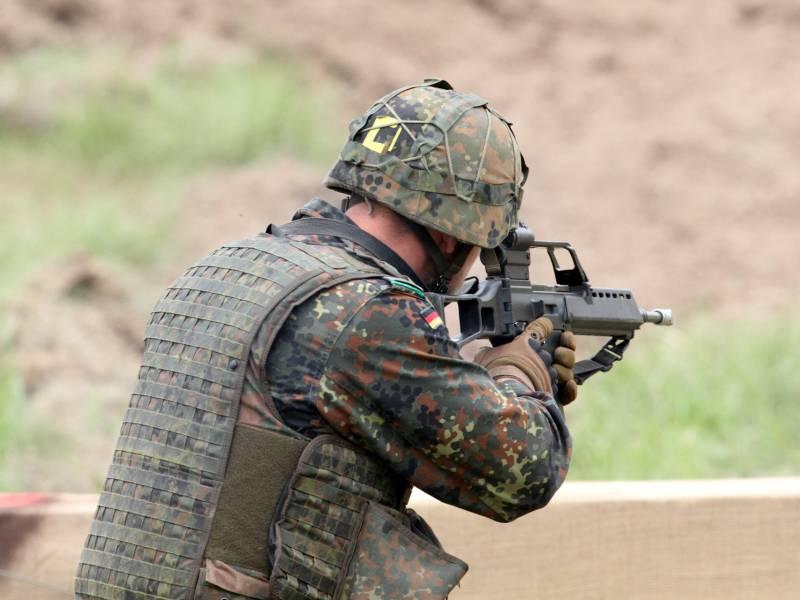 Streit Um Neues Bundeswehr Sturmgewehr Geht Weiter