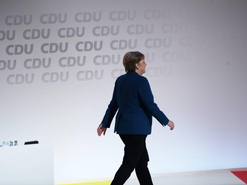 Trumpf Chefin Man Wird Sich Noch Nach Merkel Zuruecksehnen