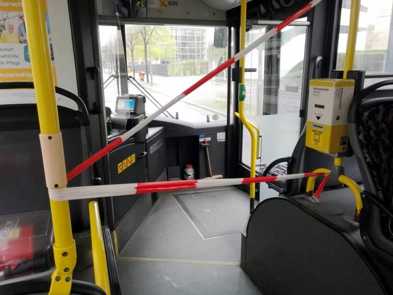 Tuev Kritisiert Corona Schutzmassnahmen In Bussen