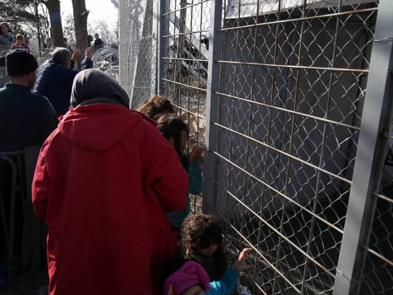 Unionsfraktion Haelt Eu Asylplan Nicht Fuer Zustimmungsfaehig