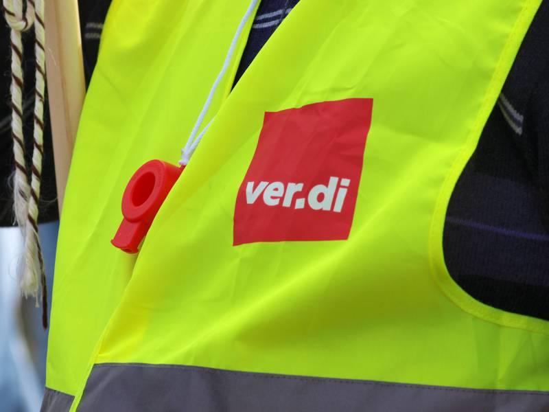 Verdi Ab Freitag Warnstreiks In Berlin Und Brandenburg