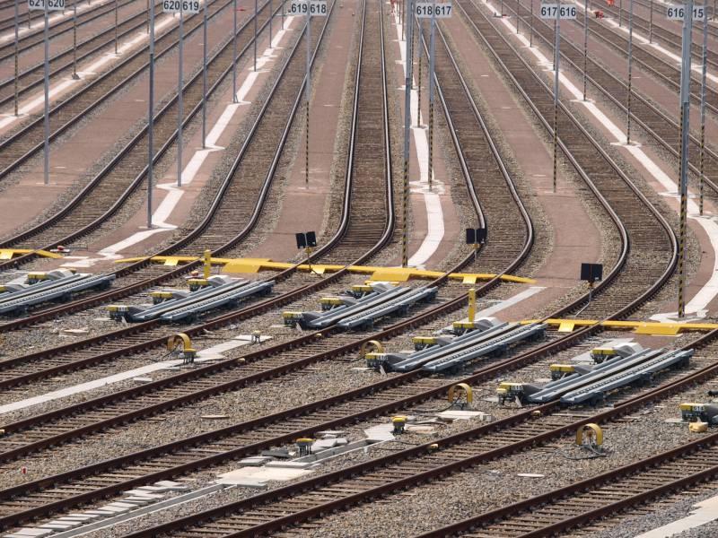 Verkehrsministerium Immer Mehr Stellwerksstoerungen Bei Der Bahn