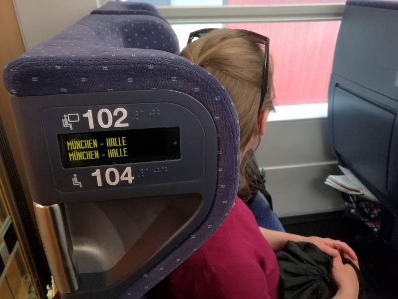 Vzbv Bahn Soll Sitzplatzreservierungen Kostenlos Anbieten