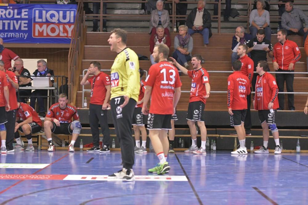 121300875_3485854954807039_351642530956646832_o Verletztung bringt VfL Günzburg aus dem Takt - Weinrote verlieren in Pforzheim Günzburg Handball News News Sport VfL Günzburg |Presse Augsburg