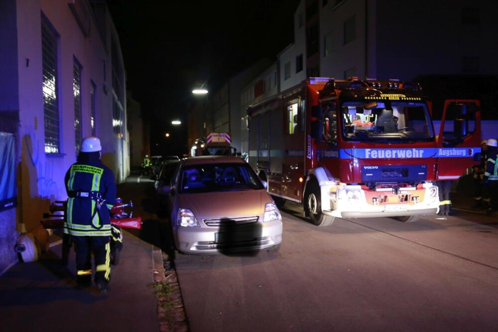 823D8C11-E787-4140-8569-3F12A4AB290D Kellerbrand sorgt für Feuerwehreinsatz in Augsburg-Oberhausen Augsburg Stadt News Newsletter Polizei & Co |Presse Augsburg