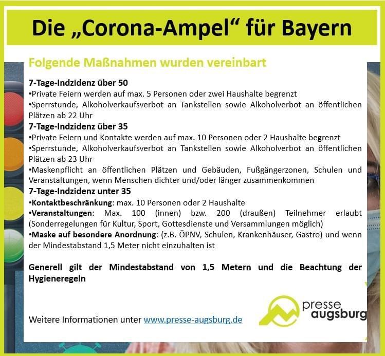 B73FDE5F-7895-4E5A-8854-2E857B167086 Landkreis Landsberg überschreitet die 35er Grenze Landsberg am Lech Vermischtes |Presse Augsburg