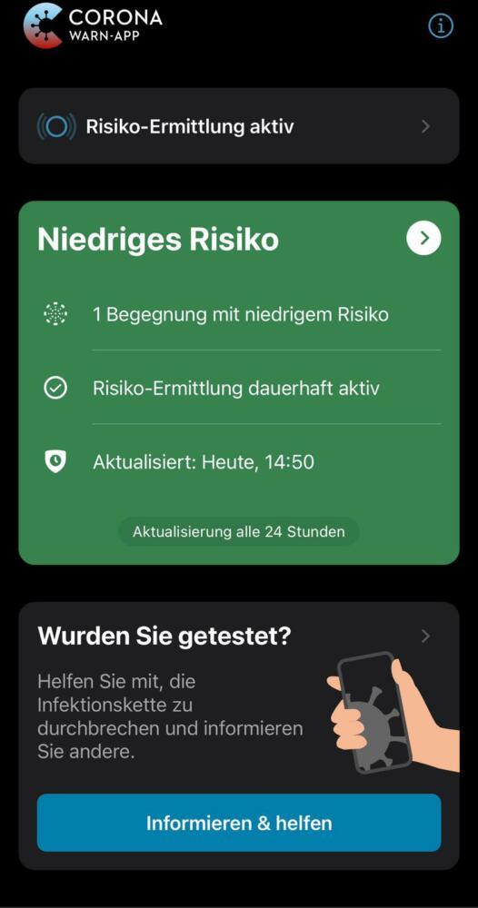 D45F687E-5675-4746-8540-316B1CE25BA6 Corona-App ermöglicht bald Angabe von Symptomen Politik & Wirtschaft Überregionale Schlagzeilen |Presse Augsburg