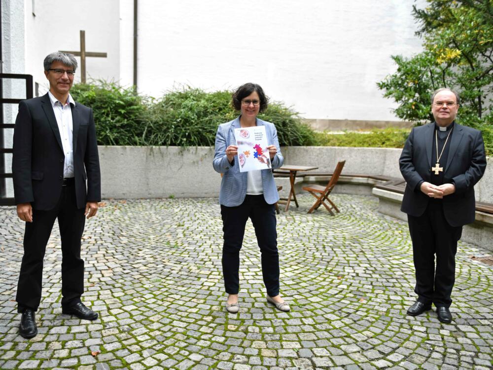 Vorstellung Des Innovationsfonds Fuer Das Bistum Augsburg Foto Nicolas Schnall Pba