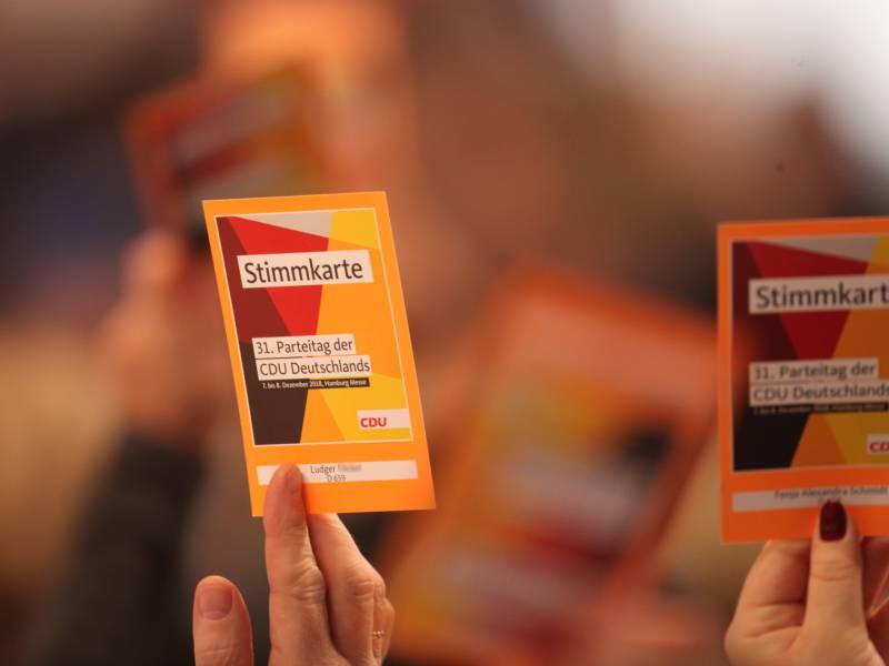 Bericht Akk Schlaegt Cdu Praesidium Parteitagsverschiebung Vor