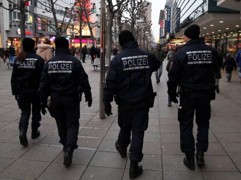 Bericht Auch Unions Innenminister Fuer Polizei Studie