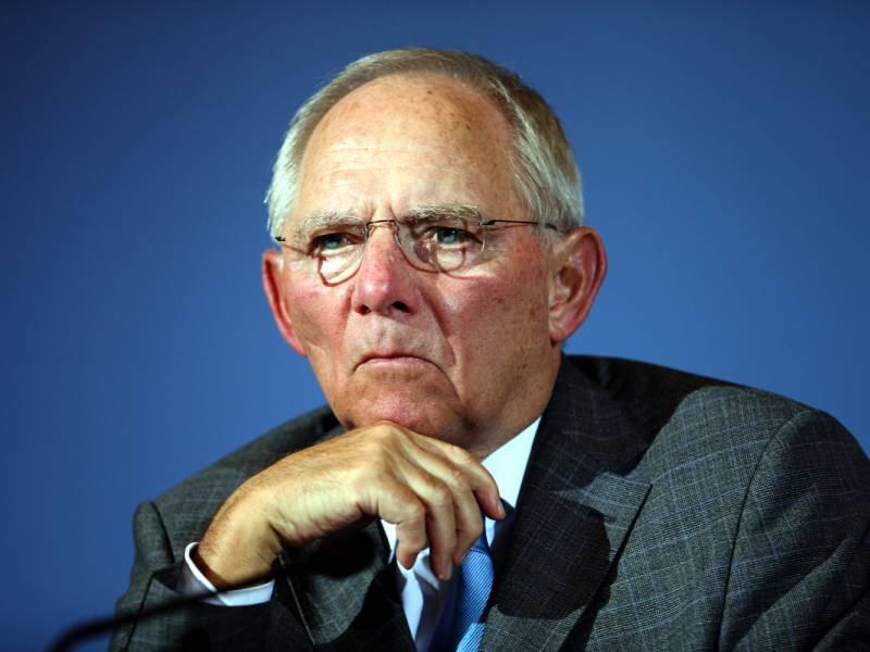 Bericht Schaeuble Forciert Reform Des Parteiengesetzes