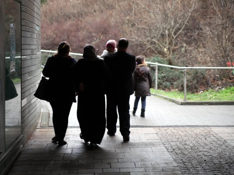 Bericht Zahl Der Fluechtlinge In Deutschland Sinkt