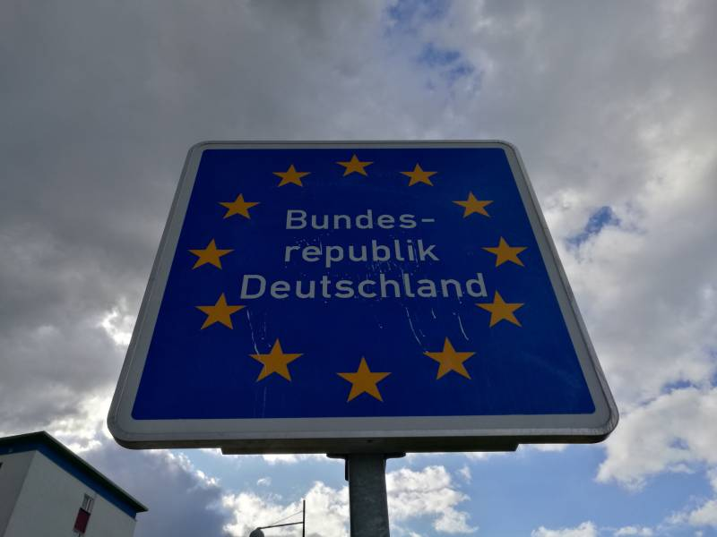 Binnengrenzkontrollen An Deutsch Oesterreichischer Grenze Verlaengert 1