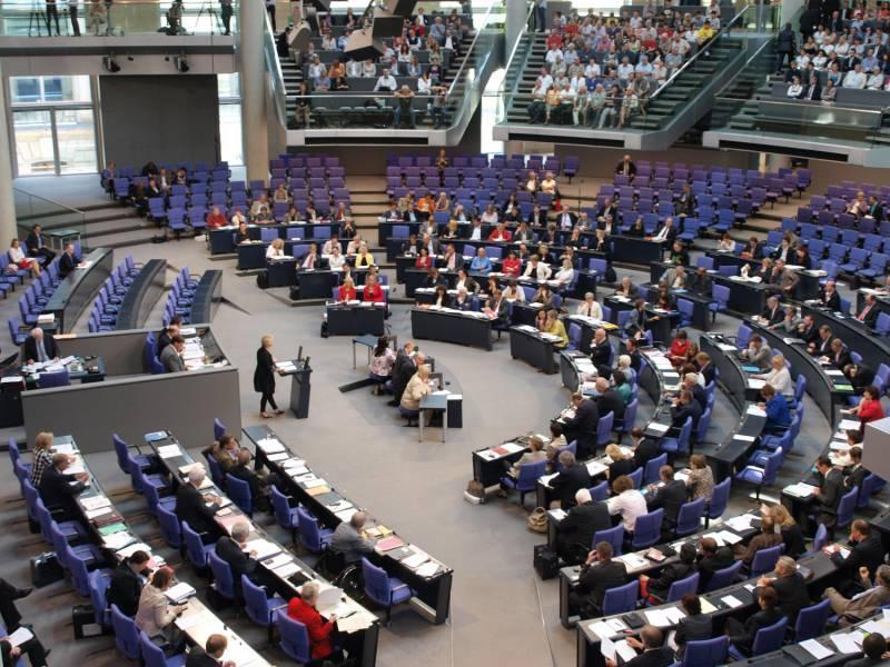 Brinkhaus Bundestag Befasst Sich Bereits Stark Mit Pandemie
