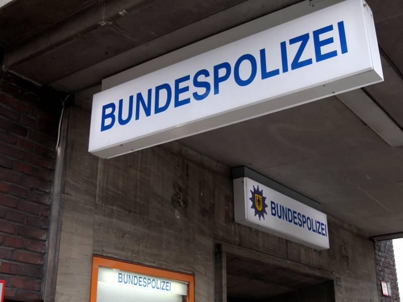 Bundespolizei Ueber 20 Prozent Mehr Fahndungserfolge