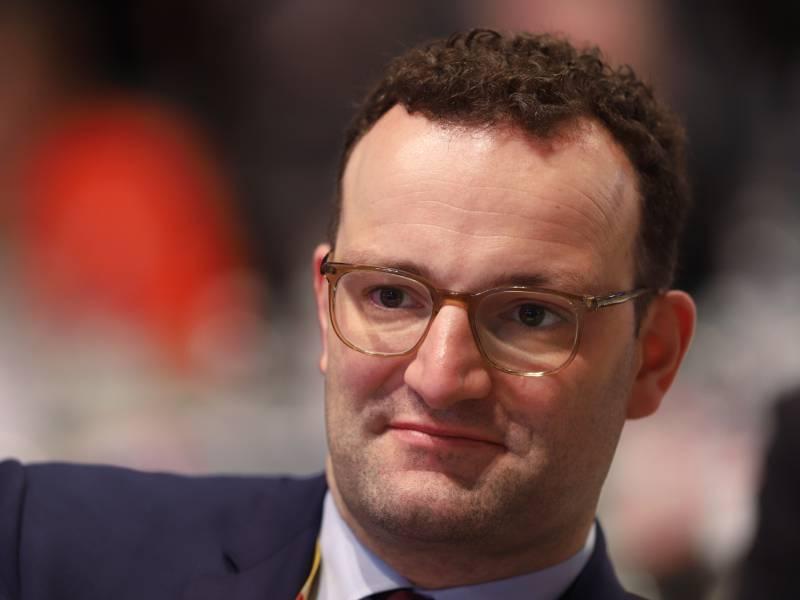 Cdu Politiker Fordern Spahn Zu Kandidatur Fuer Parteivorsitz Auf