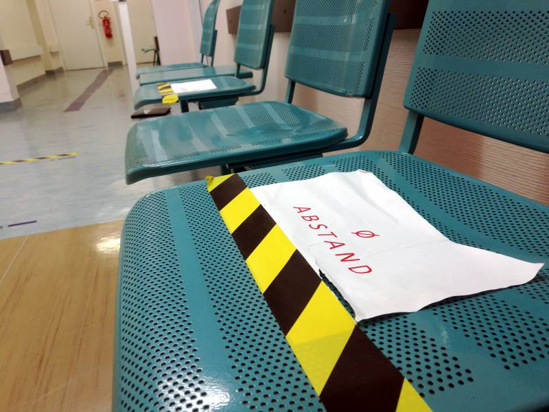 Deutsche Krankenhaeuser Wappnen Sich Gegen Zweite Corona Welle