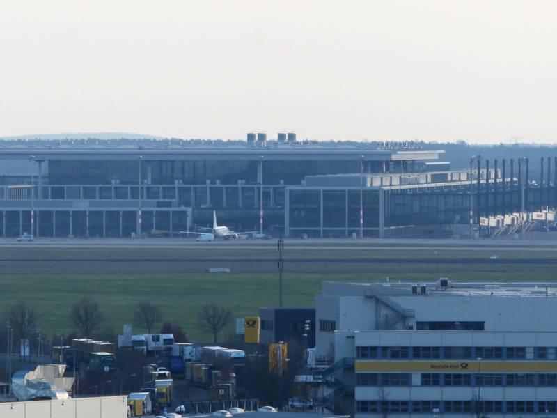 Diw Glaubt An Zukunftsfaehigkeit Von Neuem Hauptstadtflughafen