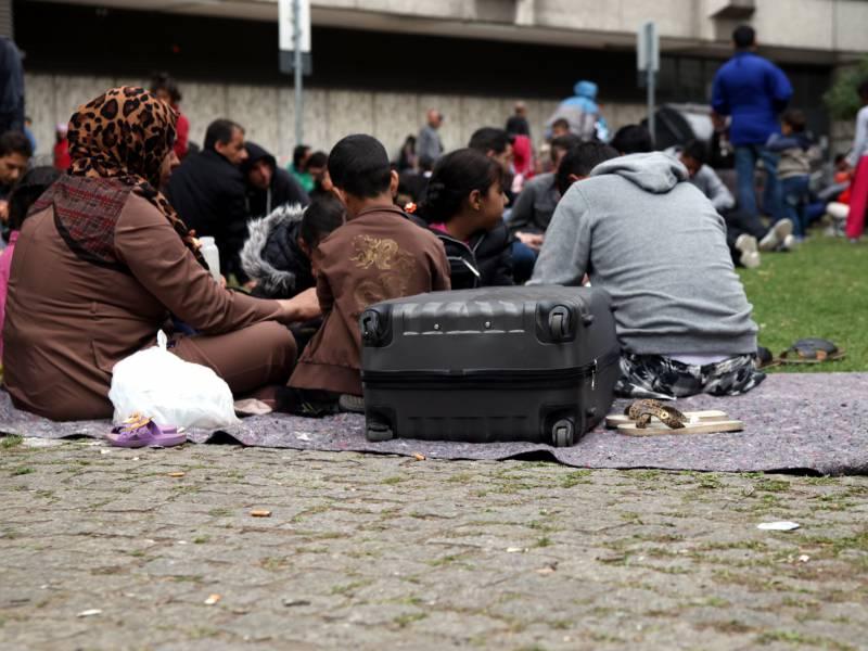 Erneut Weniger Empfaenger Von Asylbewerberleistungen