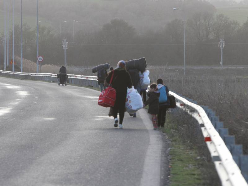Eu Migrationskommissarin Verteidigt Asylreform