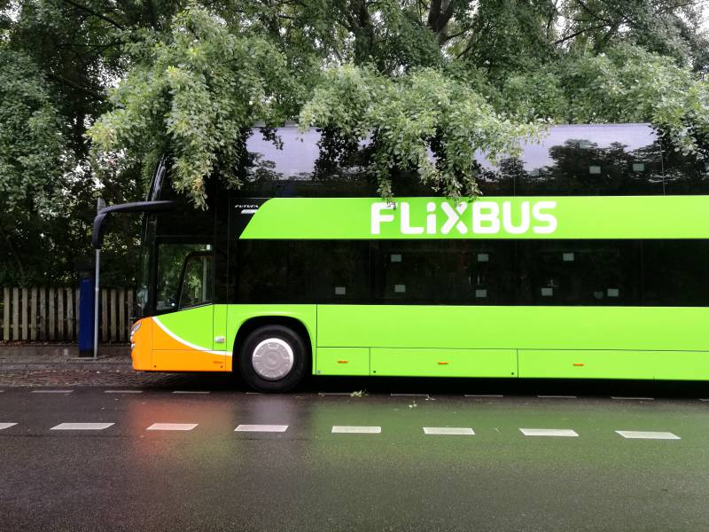 Flixbus Stellt Betrieb Im November Voruebergehend Ein