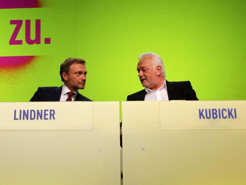 forsa-fdp-gewinnt-ein-prozent Forsa: FDP gewinnt ein Prozent Politik & Wirtschaft Überregionale Schlagzeilen |Presse Augsburg