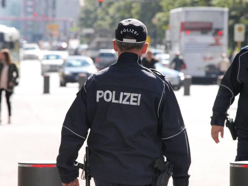 Gdp Ausfaelle Bei Berliner Polizei Wegen Corona Steigen Stark