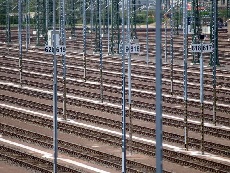 Gruenen Fraktionschef Will Mehr Gueterverkehr Auf Der Schiene
