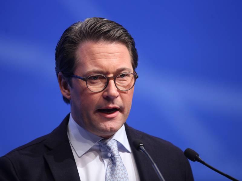 Gruenen Fraktionsvize Krischer Es Wird Eng Fuer Andreas Scheuer