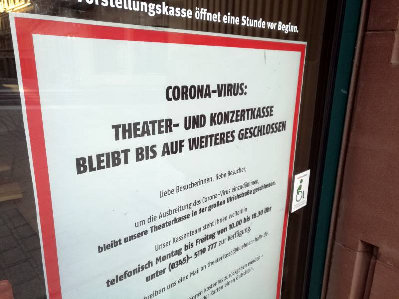 Gruetters Legt Millionen Hilfsprogramm Fuer Privattheater Auf