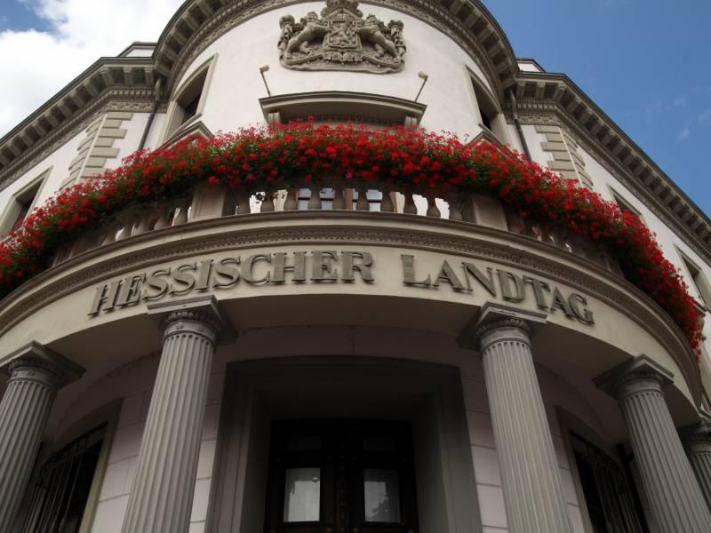 Hessens Gruenen Fraktionschef Haelt An Koalition Fest