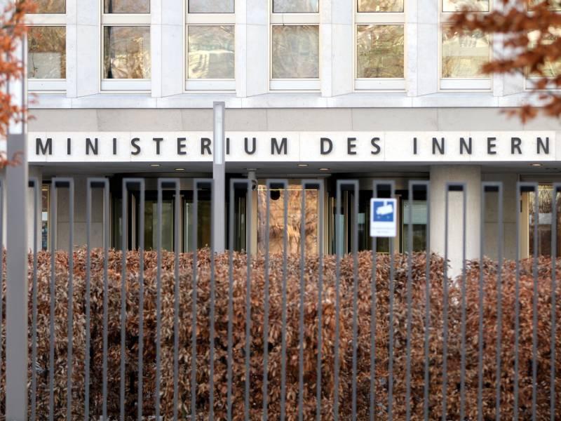 Innenministerium Ueber 600 Islamistische Gefaehrder In Deutschland