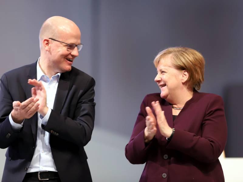 kantar-emnid-union-leicht-im-aufwind Kantar/Emnid: Union leicht im Aufwind Politik & Wirtschaft Überregionale Schlagzeilen |Presse Augsburg