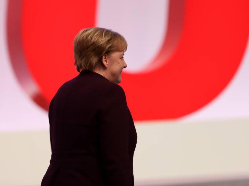 Klingbeil Rechnet Mit Zustimmungsumschwung Ohne Merkel