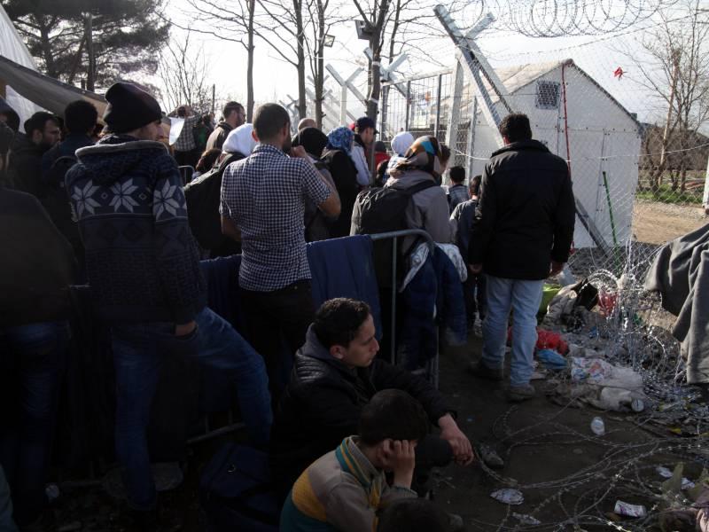 Knaus Eu Staaten Muessen In Migrationspolitik Vorangehen