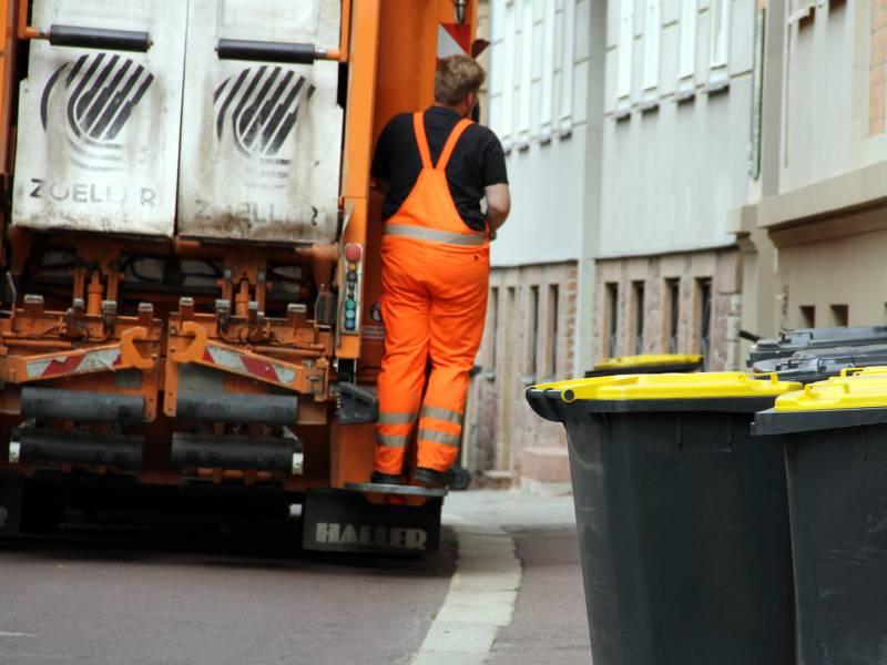 Kunststoffrecyclen Auf Rekordtief