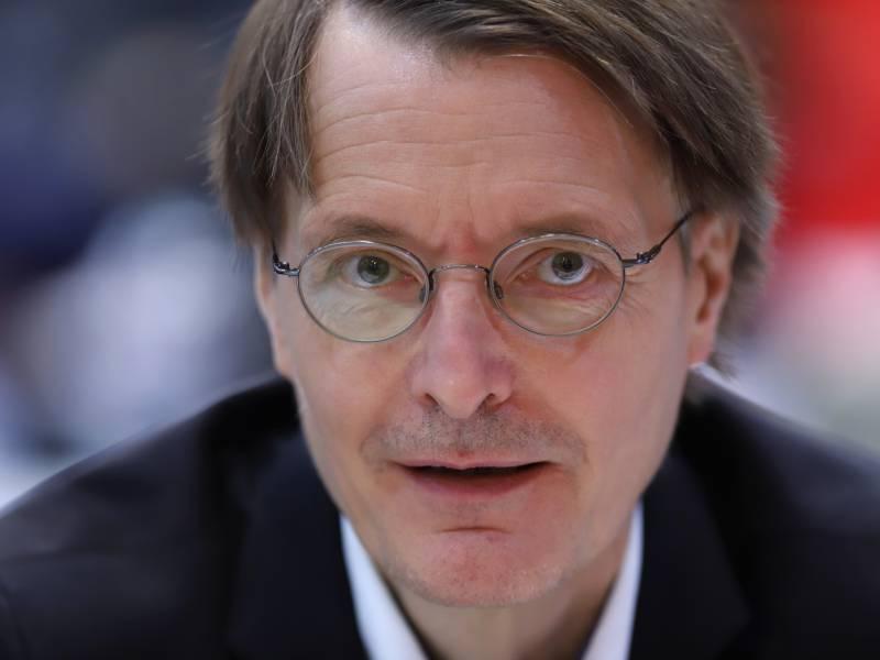 Lauterbach Fuer Regelmaessige Tests Bei Allen Kabinettsmitgliedern
