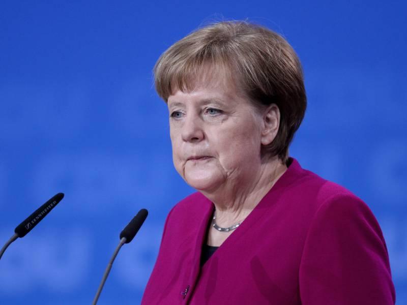 Linksfraktionschef Merkel Verunsichert Bevoelkerung