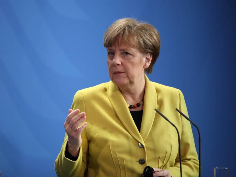 Merkel Gratuliert Deutschem Physik Nobelpreistraeger