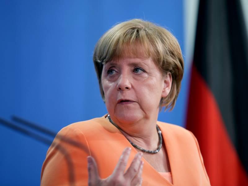 Merkel Wiederholt Corona Appell Von Letzter Woche