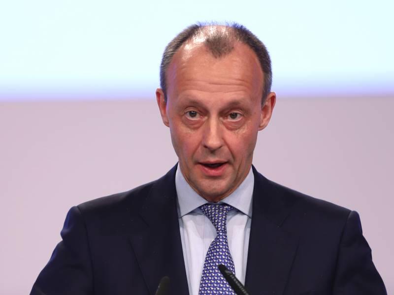 Merz Laesst Kandidatur Um Bundestagsmandat Offen