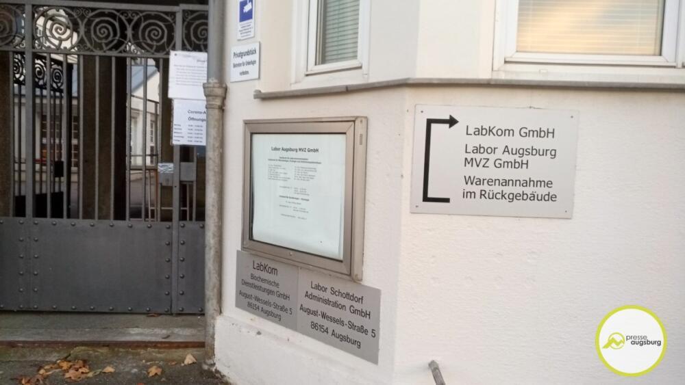 mvz-labor Corona-Testpanne in Augsburger Labor |Vielzahl an Tests falsch-positiv Augsburg Stadt Gesundheit News Newsletter Region |Presse Augsburg