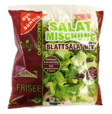 Produktrueckruf Gutguenstig Salatmischung Blattsalat