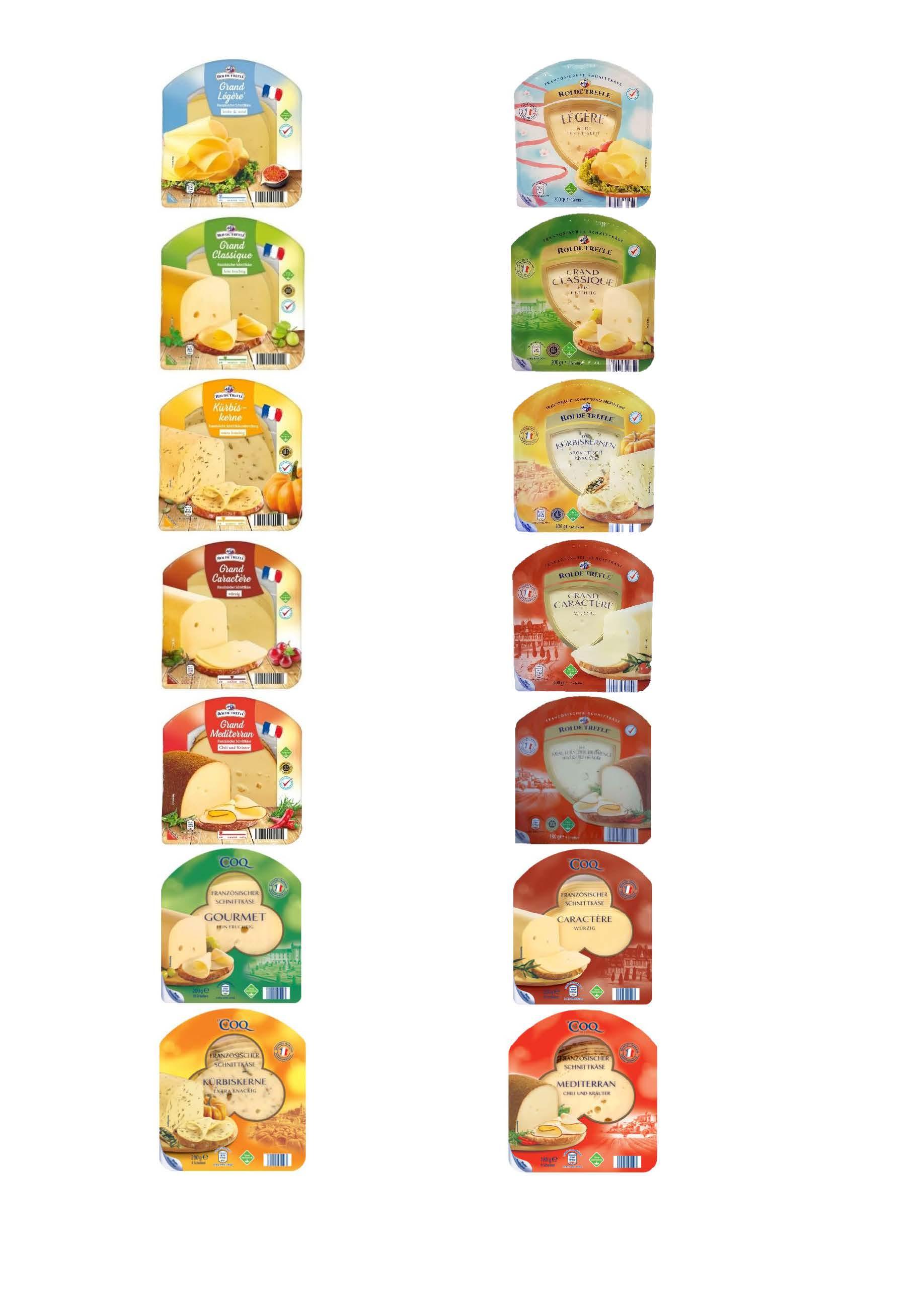 """produktrueckruf-verschiedene-schnittkaese-variationen-der-marken-roi-de-trefle-und-le-coq-de-france Produktrückruf  Verschiedene Schnittkäse-Variationen der Marken """"Roi de Trèfle"""" und """"Le Coq de France"""" Produktwarnungen Überregionale Schlagzeilen Lebensmittelrückrufe Rückruf  Presse Augsburg"""