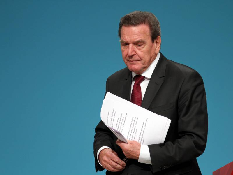 Roettgen Schroeder An Vertuschung Im Fall Nawalny Beteiligt
