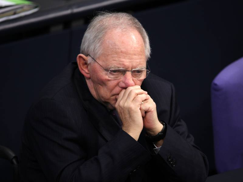 Schaeuble Will Mehr Bundestagsbeteiligung Bei Corona Gesetzgebung
