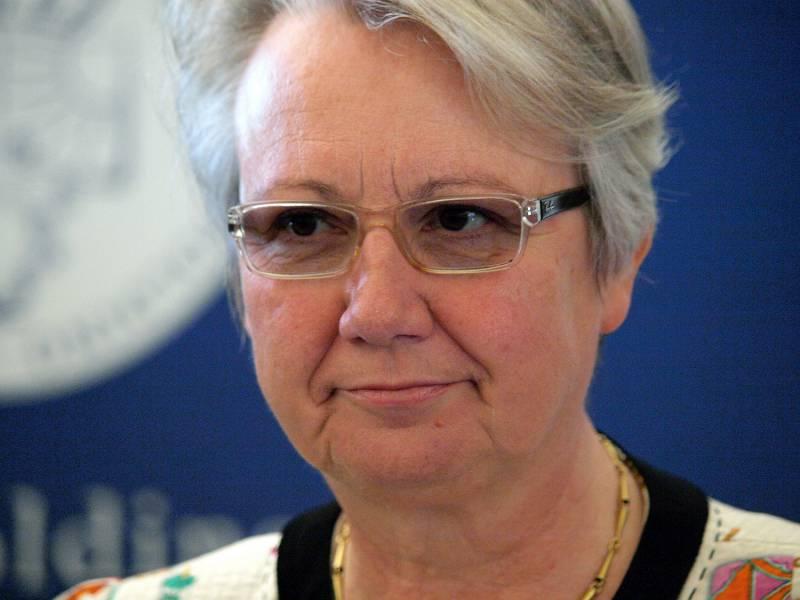 Schavan Beklagt Erstarrung Der Katholischen Kirche
