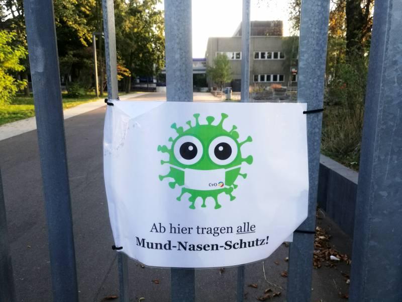 Scheeres Berliner Schulen Sind Keine Corona Hotspots