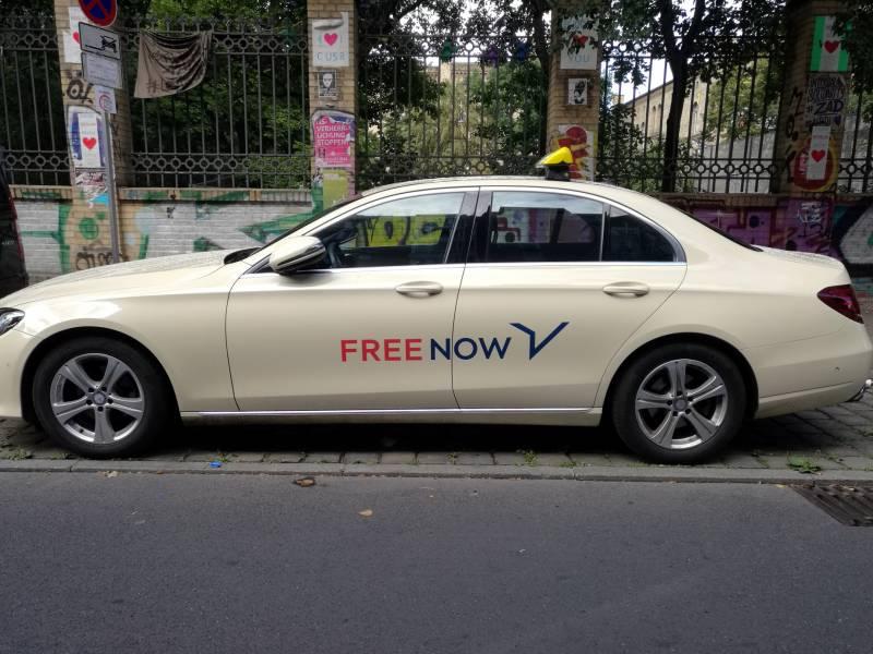 Taxi App Free Now Fuehrt Strafgebuehren Fuer Stornierungen Ein